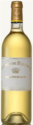 Chateau Rieussec Sauternes Carmes de Rieussec